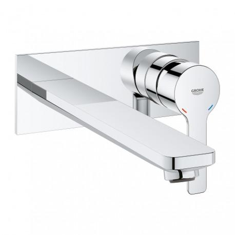 Lineare Façade de Mitigeur monocommande 2 trous lavabo Taille L (23444001)