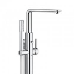 """Lineare Nouveau mélangeur de bain à levier simple 1/2 """", monté au sol (2379001)"""