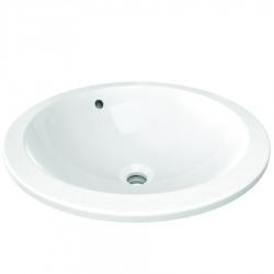 Connect lavabo à sous-encastrer 480 x 175 x 480 mm, blanc (E505401)