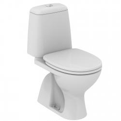 WC sedátko, bílá