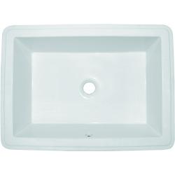 STRADA Vasque 595 x 435 x 170 mm, blanc IdealPlus (K0780MA)