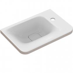 TONIC II Lave-mains 46 x 31 cm Version droite blanc (K086701)