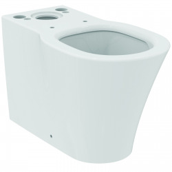 CONNECT AIR WC back to wall Aquablade® avec sortie horizontale 400 x 360 x 660 mm blanc (E013701)