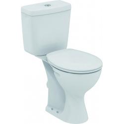 Ulysse WC réhaussé pour combinaison H/PK 360 x 450 x 660 mm,blanc (E883201)