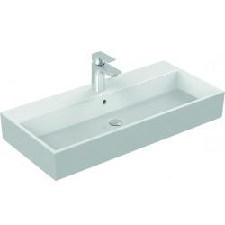 STRADA lavabo 910 x 420 x 150 mm blanc IdealPlus (K0786MA)