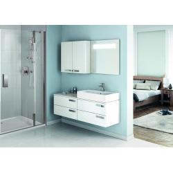 Sprchová vanička 1200 x 800 mm, bílá