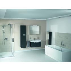 Sprchová vanička 1200 x 900 mm, bílá