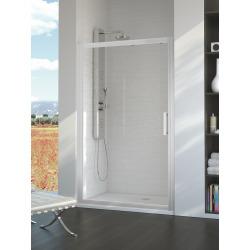 Sprchové dveře posuvné 120 cm, silver bright (lesklá stříbrná)