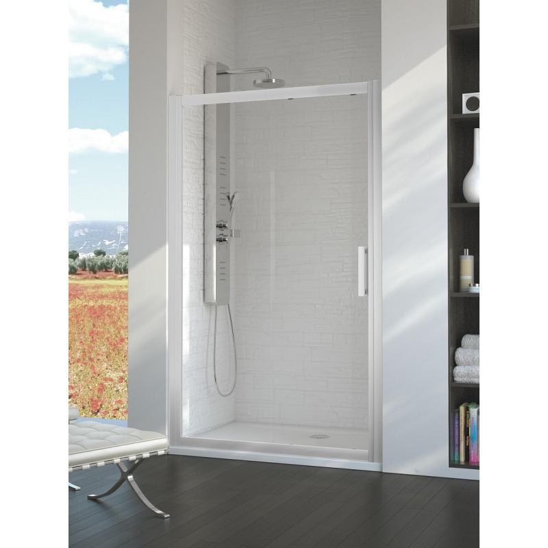 portes coulissantes 120 cm l6392eo livea sanitaire sas. Black Bedroom Furniture Sets. Home Design Ideas