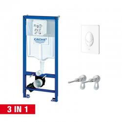 Rapid SL set 3 en 1 pour WC (38722001)