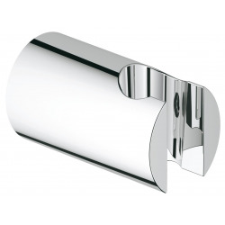 Support de douche mural, chrome (27594000)