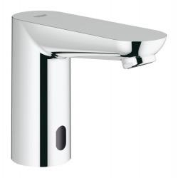 Euroeco Cosmopolitan E Electronique à infrarouge pour lavabo, DN 15 sans mitigeur GROHE chromé