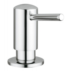Distributeur de savon Contemporary GROHE chromé