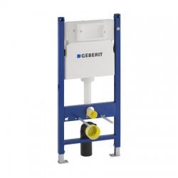 Geberit DUOFIXBasic pour toilettes suspendues, avec réservoir Delta, pour boutons de commande Delta (111.153.00.1)