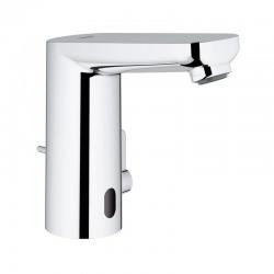 Eurosmart Cosmopolitan E Mitigeur lavabo infra rouge avec mitigeur et limiteur de température ajustable, Chromé (36331001)