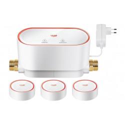 Grohe Set Contrôleur intelligent Sense Guard + 3 capteurs intelligents Sense (22502LN0)
