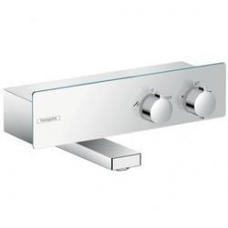 ShowerTablet 350 Thermostatique bain/douche, blanc/chromé (13107400)