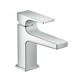 Hansgrohe Metropol Metropol 100 Mitigeur de lavabo poignée manette bec court, bonde Push-Open (32500000)