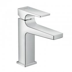 Hansgrohe Metropol Metropol 110 Mitigeur de lavabo CoolStart poignée manette, bonde Push-Open chrome (32508000)