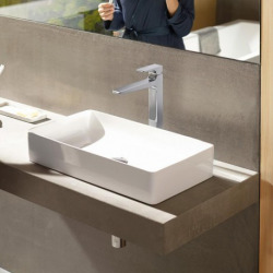 Hansgrohe Metropol 260 Mitigeur de lavabo poignée manette, bonde Push-Open (32512000)