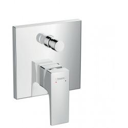 Metropol Metropol Set de finition pour mitigeur bain/douche encastré, chromé (32545000)
