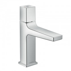 Metropol Select 110 Mitigeur de lavabo, bonde Push-Open chrome (32571000)