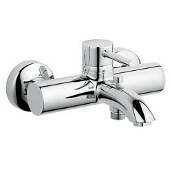 Mitigeur bain/douche DN 15 chrome (386910576)